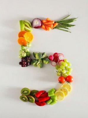 Повече от пет порции плодове и зеленчуци на ден – без ефект?!