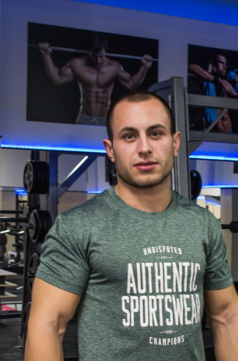Denis Hadjiev - FitnesLine, Varna