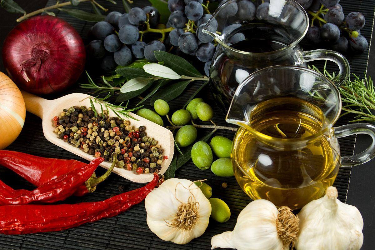 Средиземноморската кухня изкушава със свежест, лекота и деликатен аромат