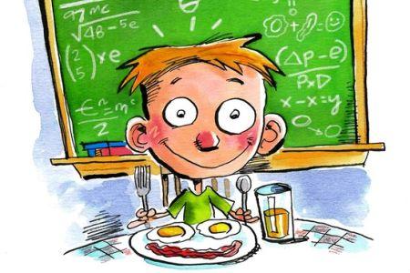 Храни, които ще направят учениците и студентите по-умни