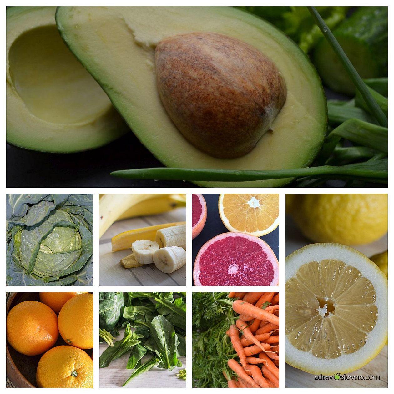 Сезонни храни през МАРТ
