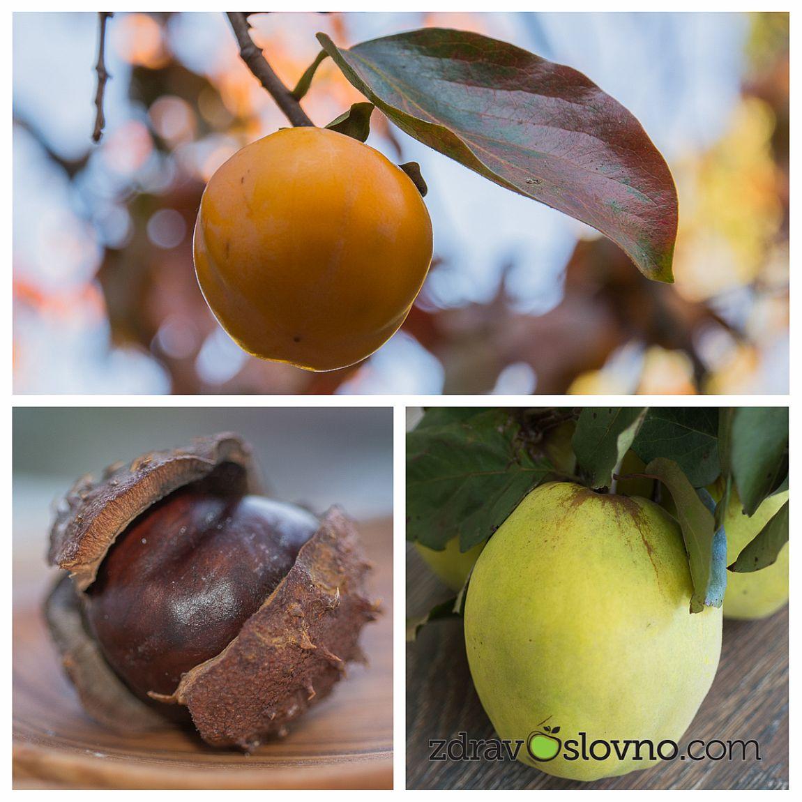 Сезонни храни през ОКТОМВРИ