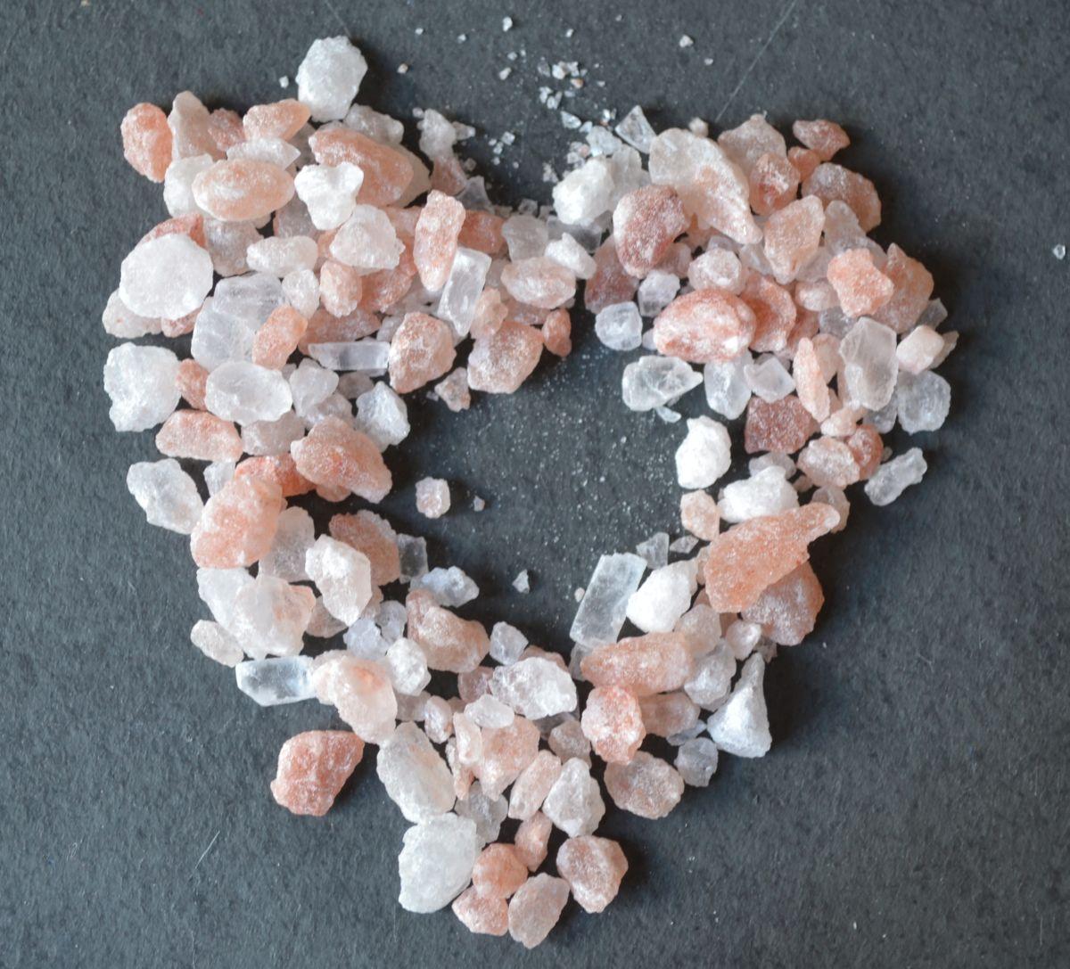 Какво се случва с организма ни след прием на хималайска сол?