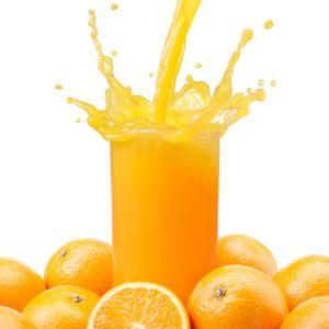 За портокаловия сок