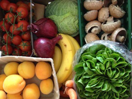 Сезонни храни през ЮНИ