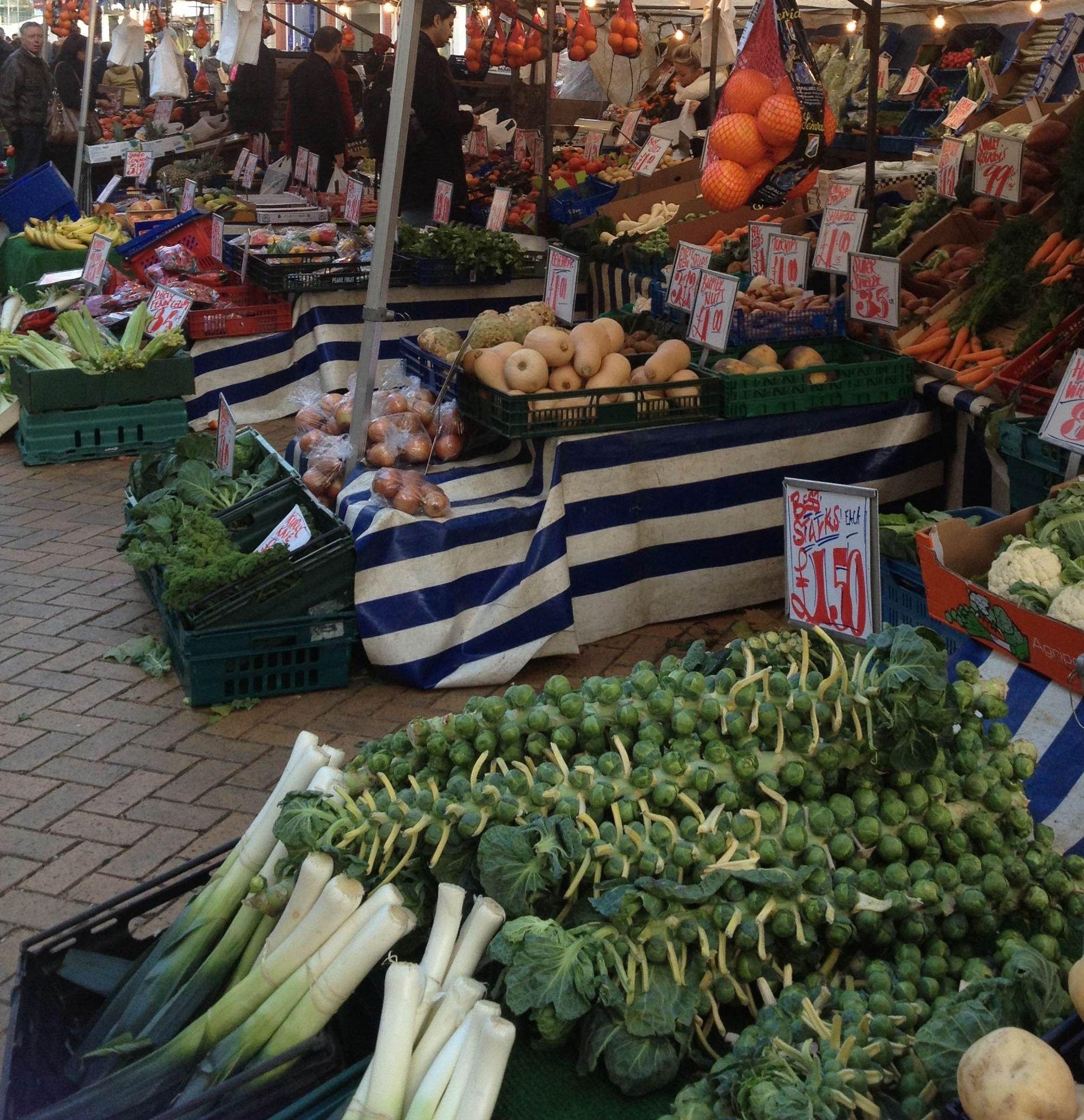 Защо сезонните храни са толкова важни?