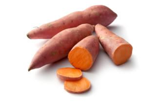 Картофи сладки