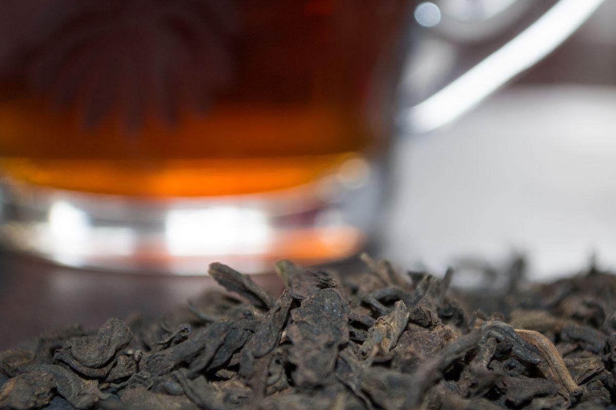ПУ-ЕР - чаят, който гори мазнини