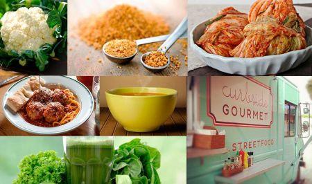 ТОП храни и здравословни тенденции през 2015-та