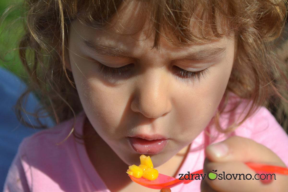 Здравословно хранене (за децата)